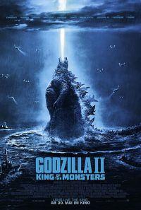 Godzilla 2: Szörnyek királya DVD