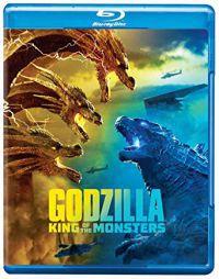Godzilla 2: Szörnyek királya Blu-ray