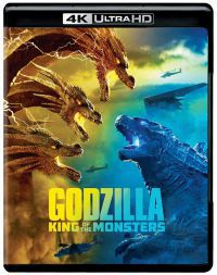 Godzilla 2: Szörnyek királya (4K UHD + Blu-ray) Blu-ray