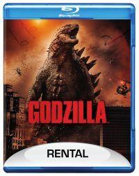 Godzilla (2014) Blu-ray