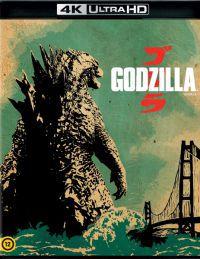 Godzilla (2014) (4K UHD + Blu-ray) Blu-ray