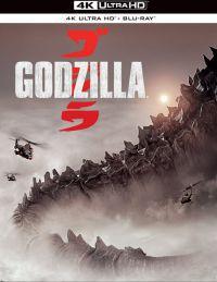Godzilla (2014) (4K UHD + Blu-ray) - limitált, fémdobozos változat (steelbook) Blu-ray