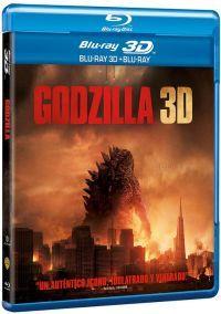 Godzilla (2014) (Blu-ray3D+Blu-ray) 2D és 3D Blu-ray