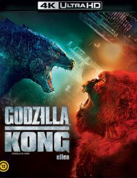 Godzilla Kong ellen Blu-ray