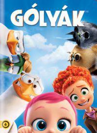 Gólyák DVD