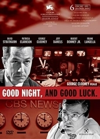 Good Night, and Good Luck. DVD