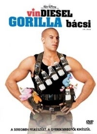 Gorilla bácsi DVD