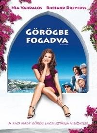 Görögbe fogadva DVD