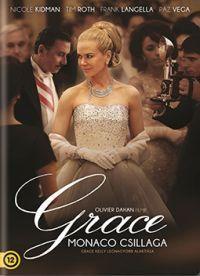 Grace - Monaco csillaga DVD