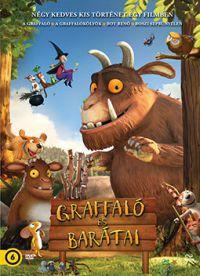 Graffaló és barátai DVD