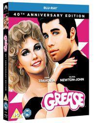 Grease - 40 éves jubileumi változat Blu-ray