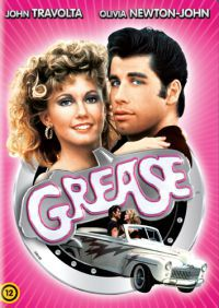 Grease - Pomádé *Szinkronizált* DVD
