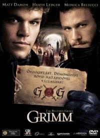 Grimm DVD