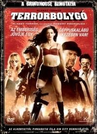 Grind House - Terrorbolygó DVD