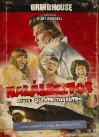 Grindhouse - Halálbiztos DVD