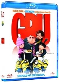 Gru Blu-ray