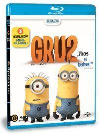 Gru 2. Blu-ray