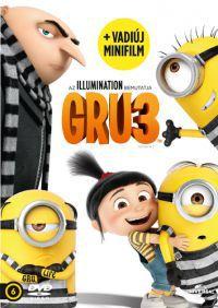 Gru 3. DVD