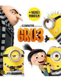 Gru 3. Blu-ray