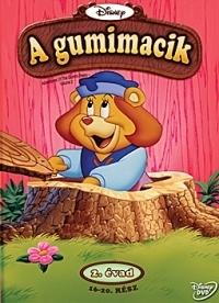 Gumimacik DVD