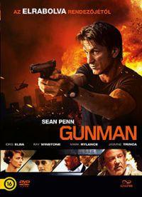 Gunman DVD