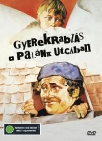 Gyerekrablás a Palánk utcában DVD