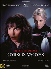 Gyilkos vágyak DVD