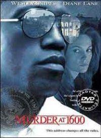Gyilkosság a Fehér Házban DVD
