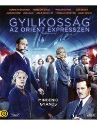 Gyilkosság az Orient Expresszen (2017) Blu-ray