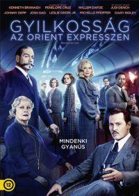 Gyilkosság az Orient expresszen DVD