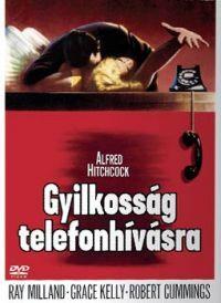 Gyilkosság telefonhívásra DVD