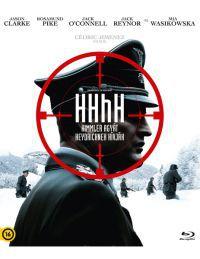 HHhH - Himmler agyát Heydrichnek hívják Blu-ray