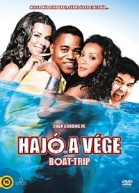 Hajó a vége DVD