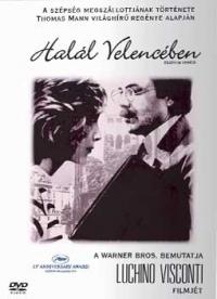 Halál Velencében DVD