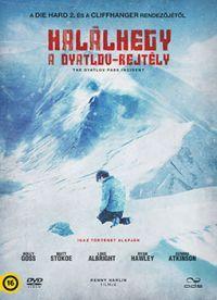 Halálhegy - A Dyatlov-rejtély DVD