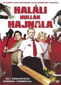 Haláli hullák hajnala DVD