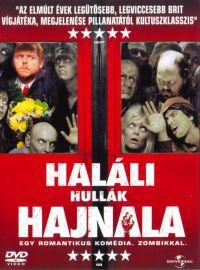 Haláli hullák hajnala Blu-ray