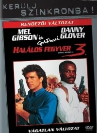 Halálos fegyver 3. DVD