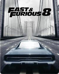 Halálos iramban 8. - limitált, fémdobozos - fehér (2 BD) Blu-ray