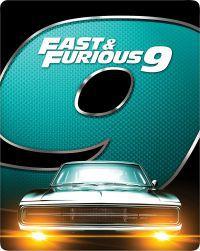 Halálos iramban 9 - Rendezői változat + moziverzió (Steelbook) (4K Ultra HD Blu-ray + Blu-ray) Blu-ray