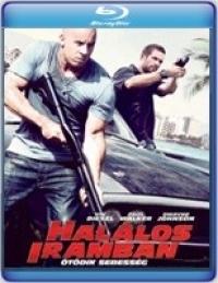 Halálos iramban: Ötödik sebesség Blu-ray