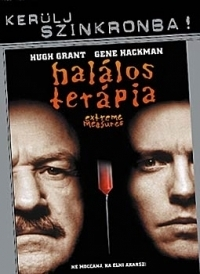 Halálos terápia DVD