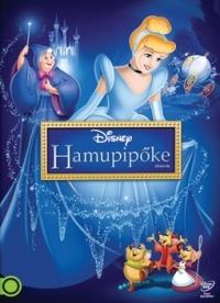 Hamupipőke DVD