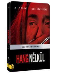 Hang nélkül (4K Ultra HD (UHD) + Blu-ray) -  - limitált, fémdobozos változat (steelbook) Blu-ray + 4K Blu-ray