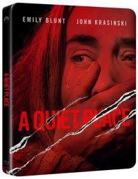 Hang nélkül - limitált, fémdobozos változat (steelbook) Blu-ray