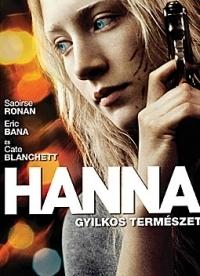 Hanna - Gyilkos természet DVD