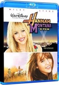 Hannah Montana - A film Blu-ray