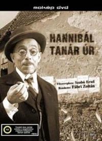 Hannibál tanár úr DVD