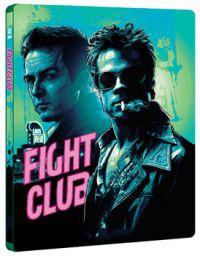 Harcosok klubja - limitált, fémdobozos változat (steelbook) Blu-ray