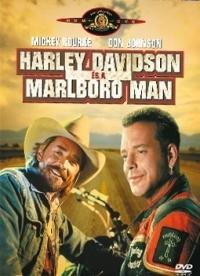 Harley Davidson és a Marlboro Man DVD